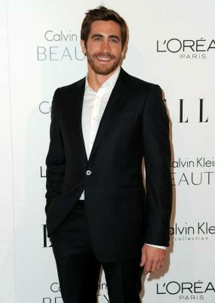 Grown-out Jake Gyllenhaal