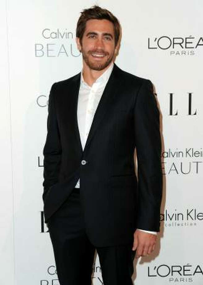 Grown-out Jake Gyllenhaal Photo: Alberto E. Rodriguez, Getty Images