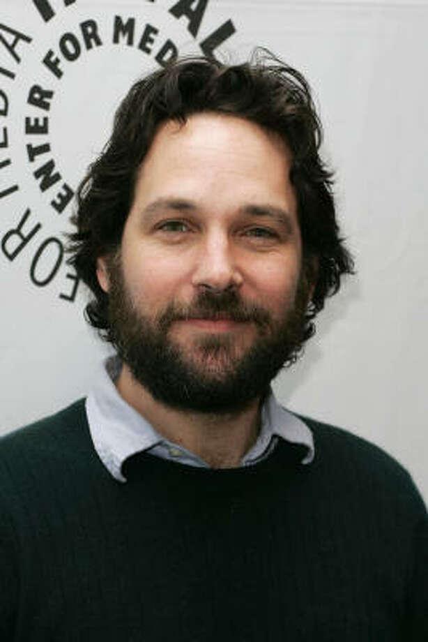 Paul Rudd with a bushy beard Photo: Neilson Barnard, Getty Images