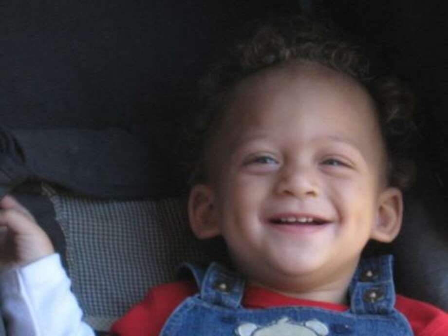 Jayden Woodward, 2, died Tuesday after being found inside a car parked in north Harris County. Photo: Family Photo