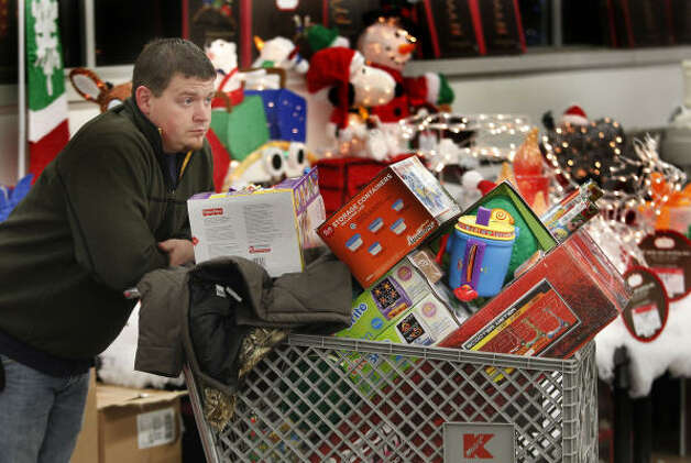 2. Kmart - 913 deals Photo: ROBERT SMITH/THE LEAF-CHRONICLE, AP