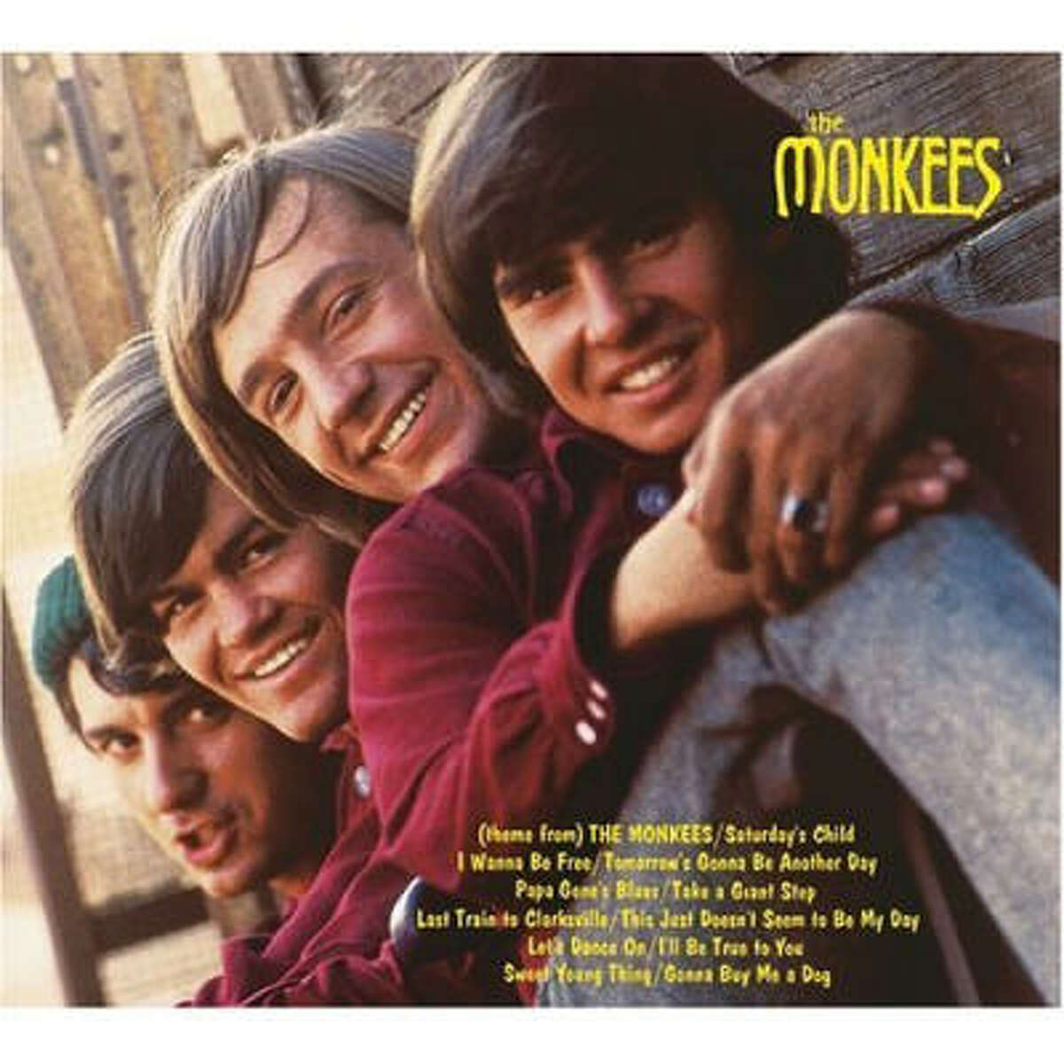 The Monkees The bubble-gum pop of this supergroup had a boy band feel, even if the term wasn't really widely used yet. Have a listen to Mary, Mary (1966).
