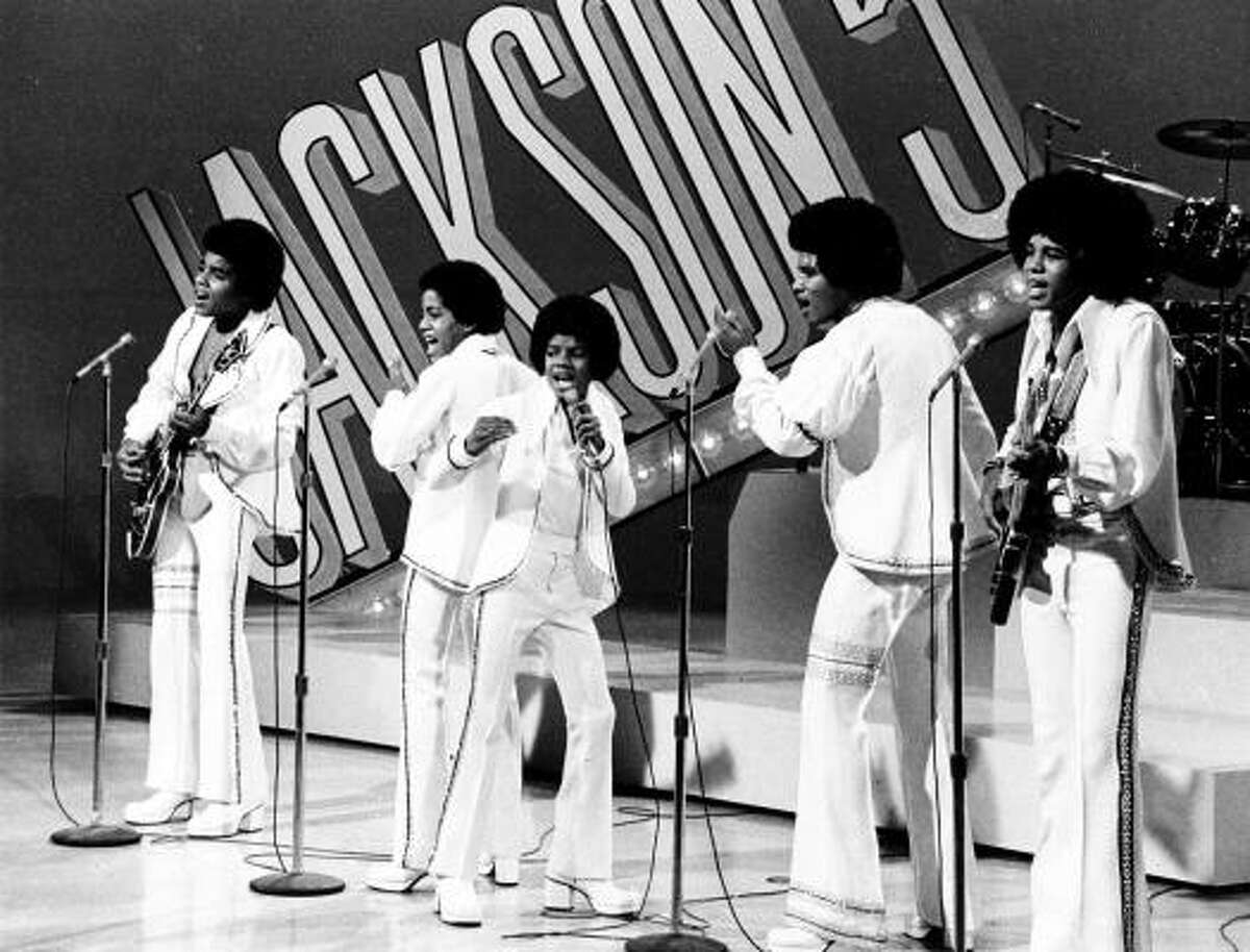 The Jackson 5 Little Michael and his brothers probably qualify as a boy band, even back in 1969. Have a listen to I Want You Back/The Love You Save (1969).