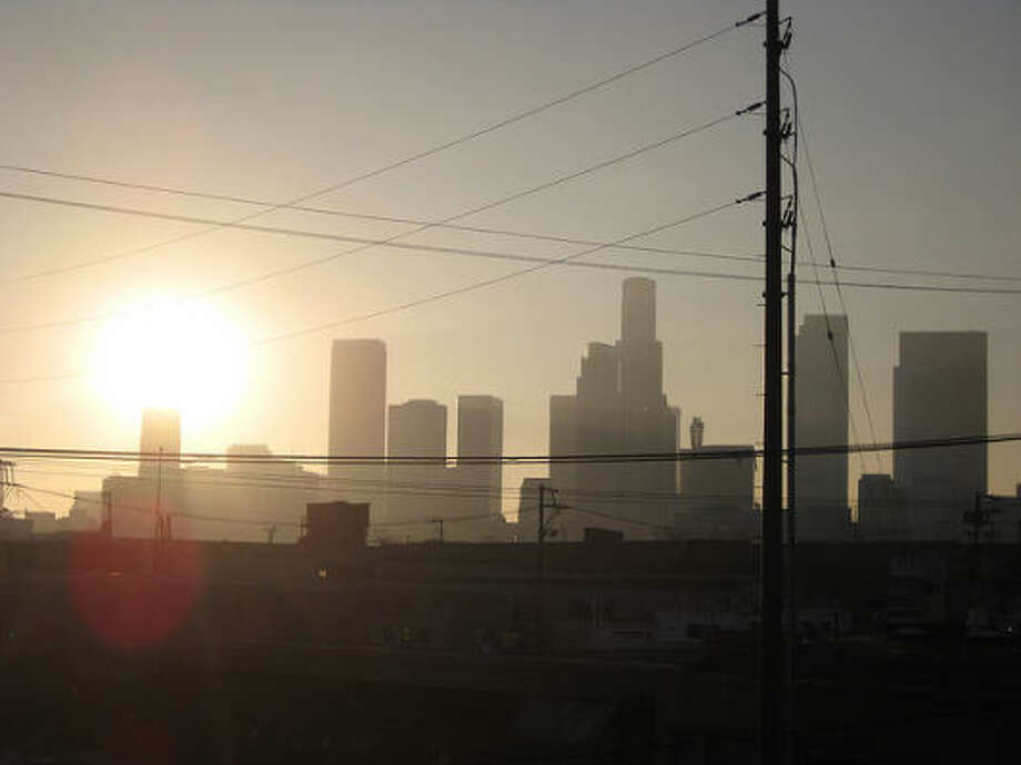 Los AngelesThe beautiful California climate doesn't make up for the amount of Botox and pollution you have to put up with to live there. Photo: Richardodiaz11, Flickr Creative Commons