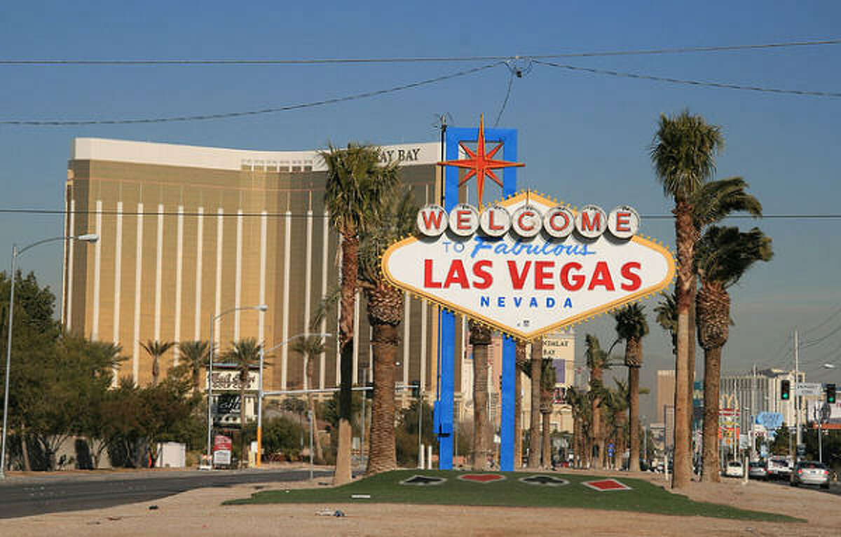 Las Vegas With all the gambling, drinking and revelry, not to mention one of the highest rates of suicide and divorce in the country, it's actually good that what happens in Vegas stays in Vegas.