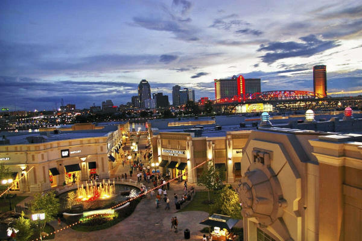 8. Shreveport-Bossier City, La.