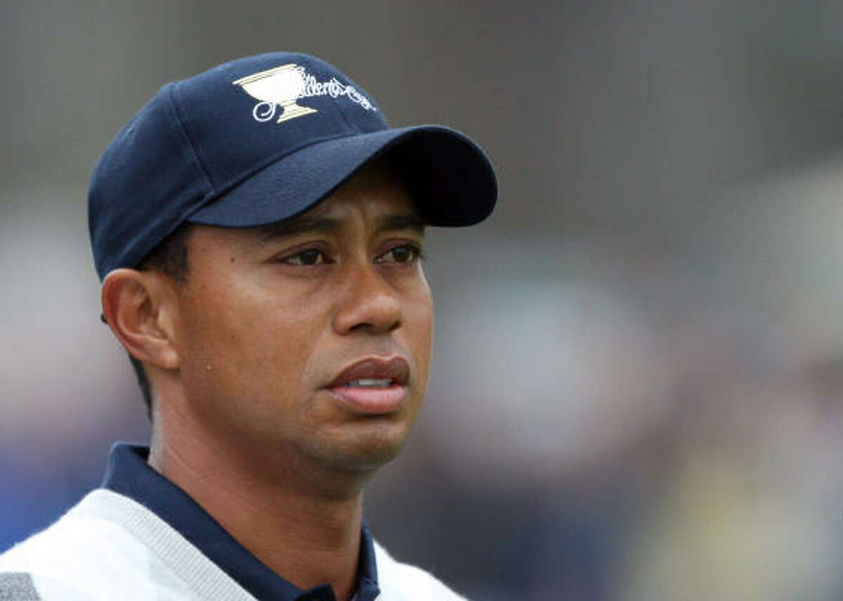 Tiger Woods Apologized for