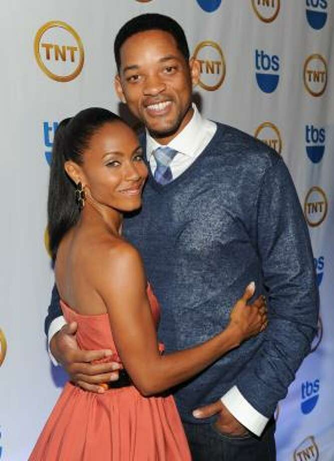 "Will Smith and Jada Pinkett-Smith have been very open about their marriage ""arrangement."" He revealed to UK magazine Reveal, ""In our marriage vows, we didn't say 'forsaking all others'. We said 'you will never hear I did something afterwards'. Because if that happens the relationship is destroyed."" Photo: Evan Agostini, AP"