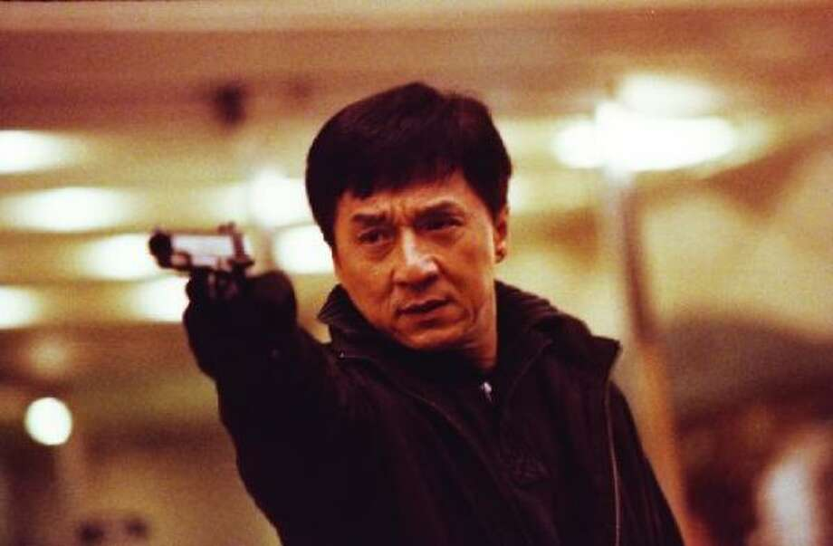Jackie Chan is trying to expand his acting repetoire, but Shinjuku Incident is the wrong vehicle to try this. Photo: Barking Cow Distribution