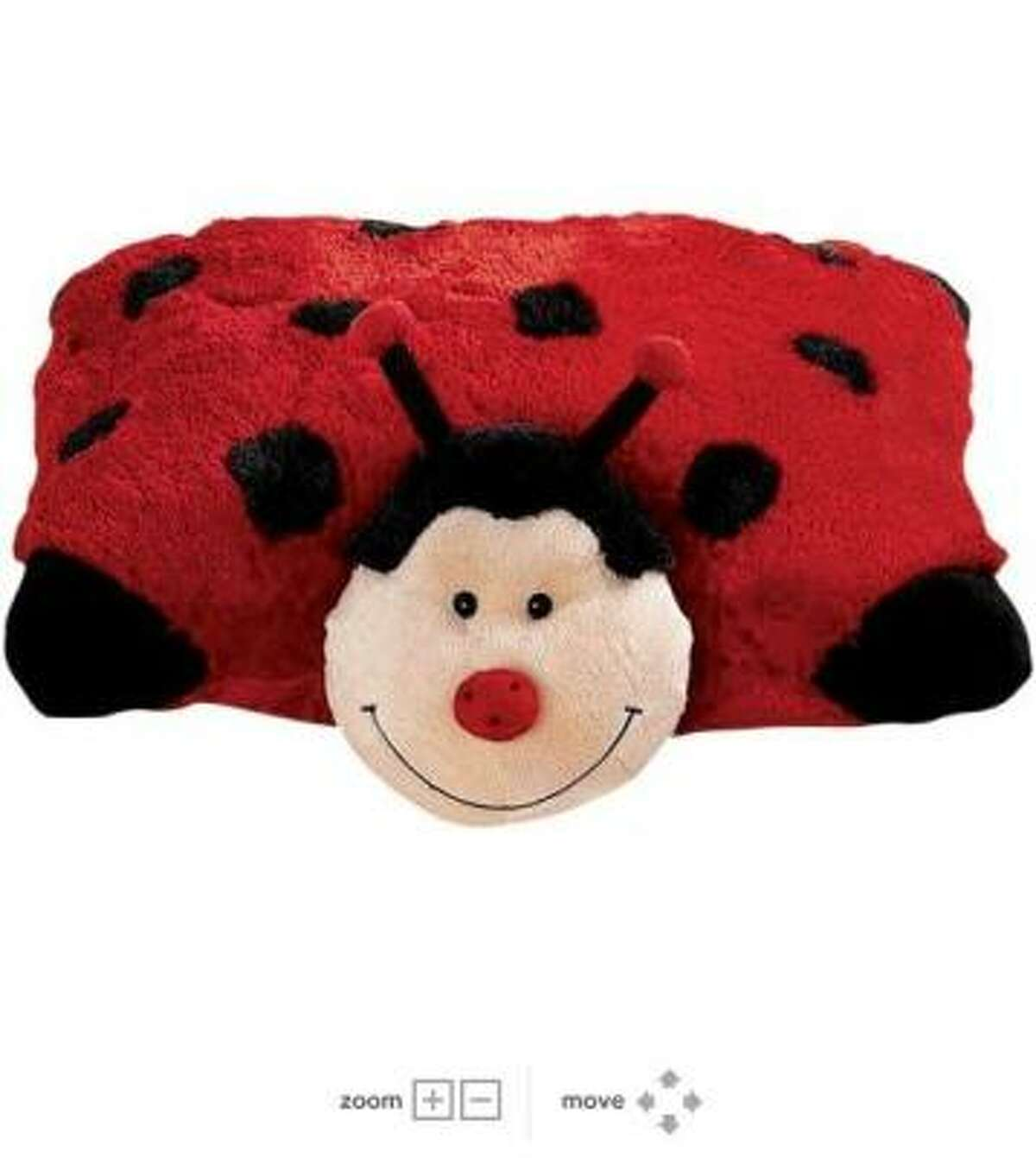 18-inch Pillow Pets - Ms. Lady Bug