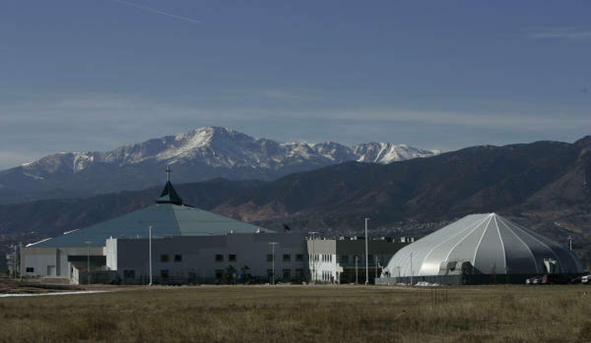 1. Colorado Springs, Colorado