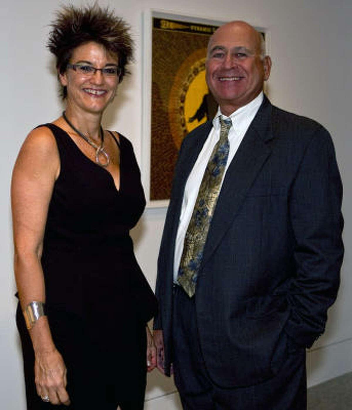 Mari Carmen Ramirez and Samuel F. Gorman