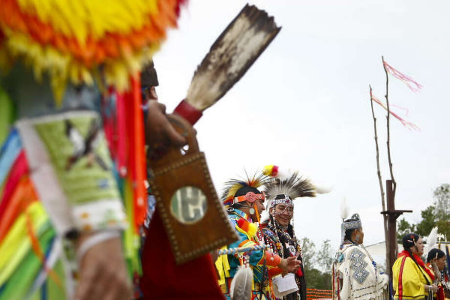 Houston Pow Wow - Houston Chronicle