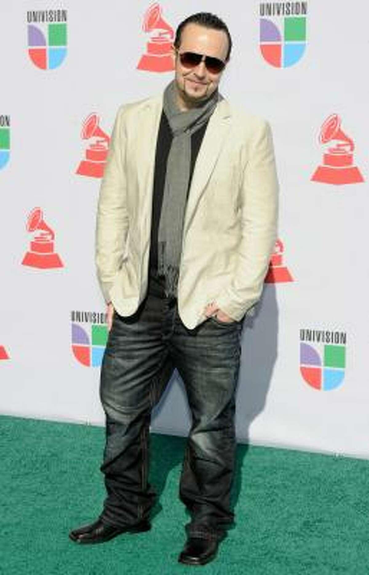 Musician Noel Pastor