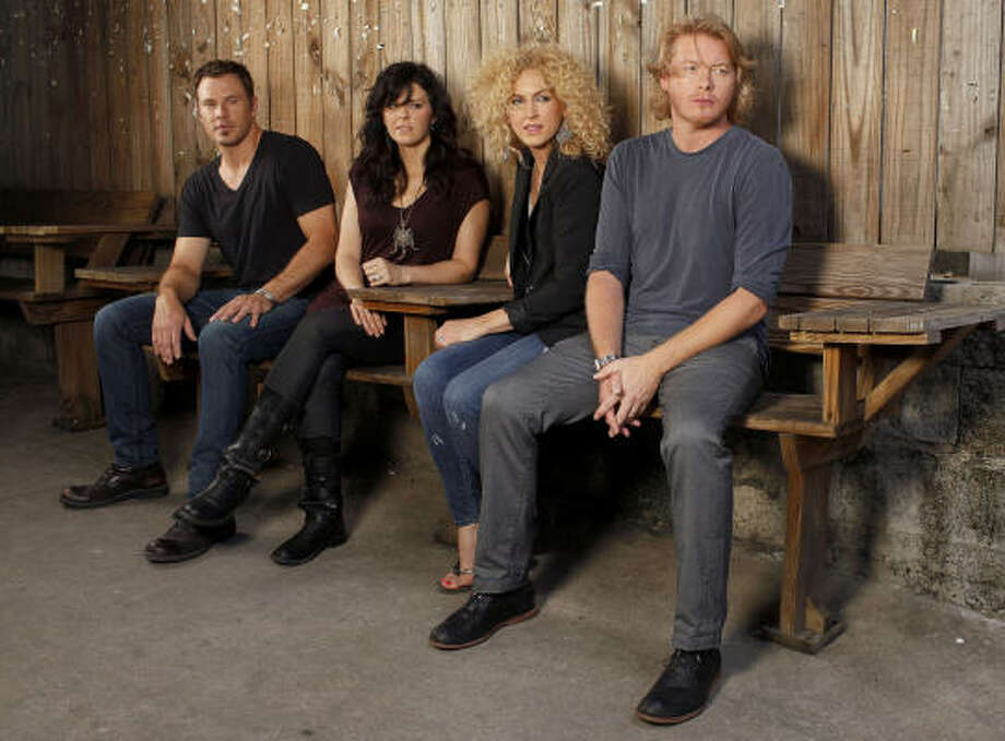 Little Big Townfor Best Vocal Group. Photo: Josh Anderson, AP