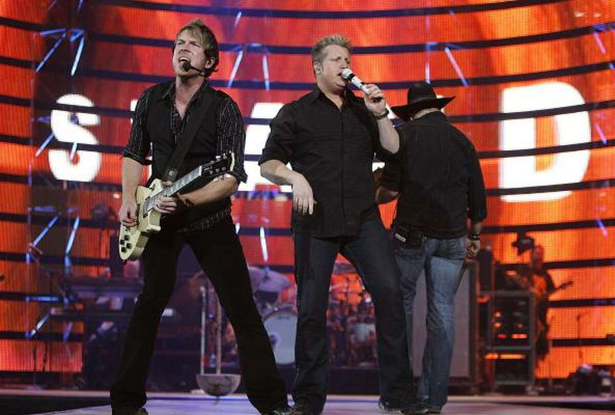 Rascal Flatts for Best Vocal Group