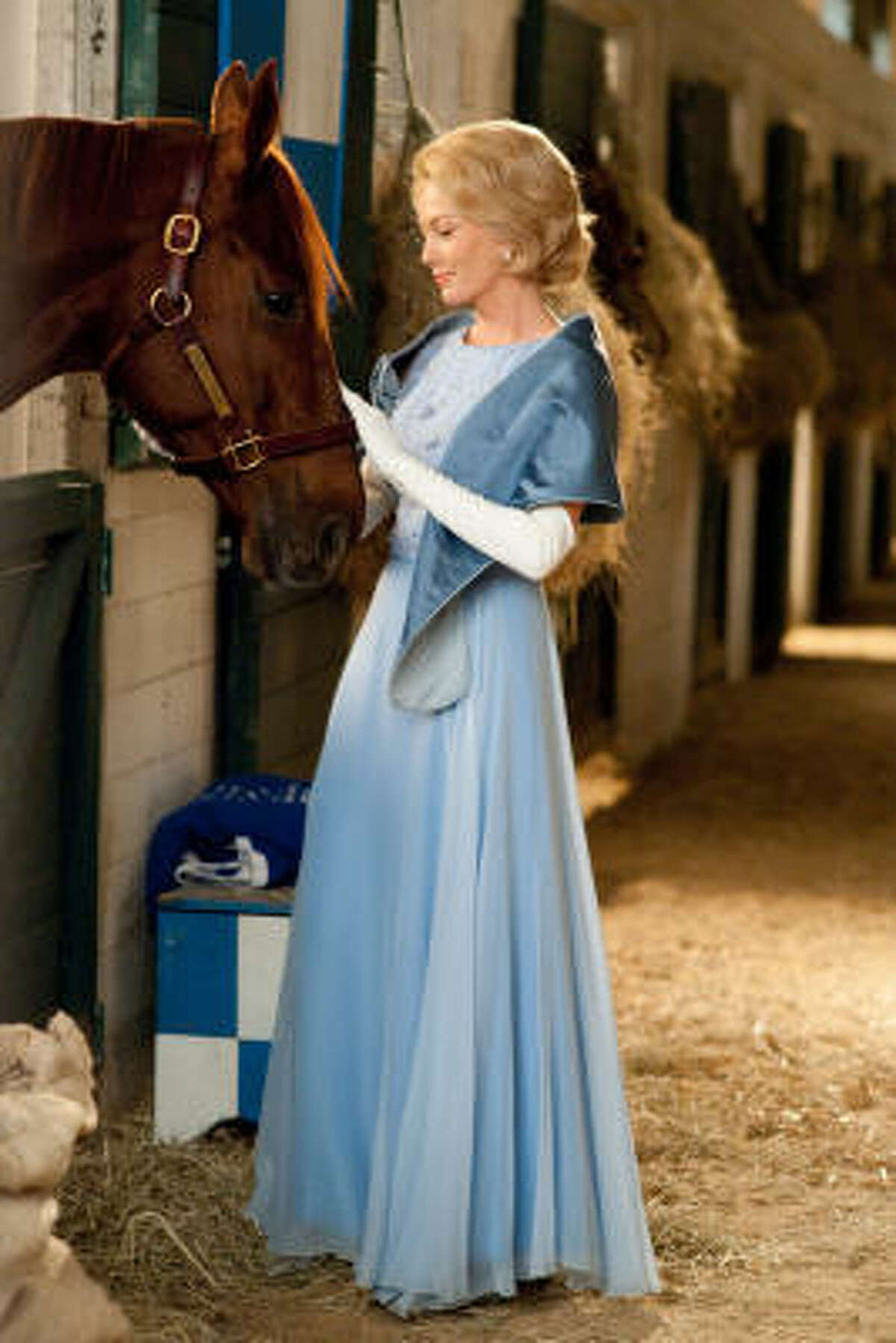 Secretariat , $4 million: A female stable owner (Diane Lane) battles her way into the male-dominated horseracing industry and eventually fosters a Triple Crown winner.