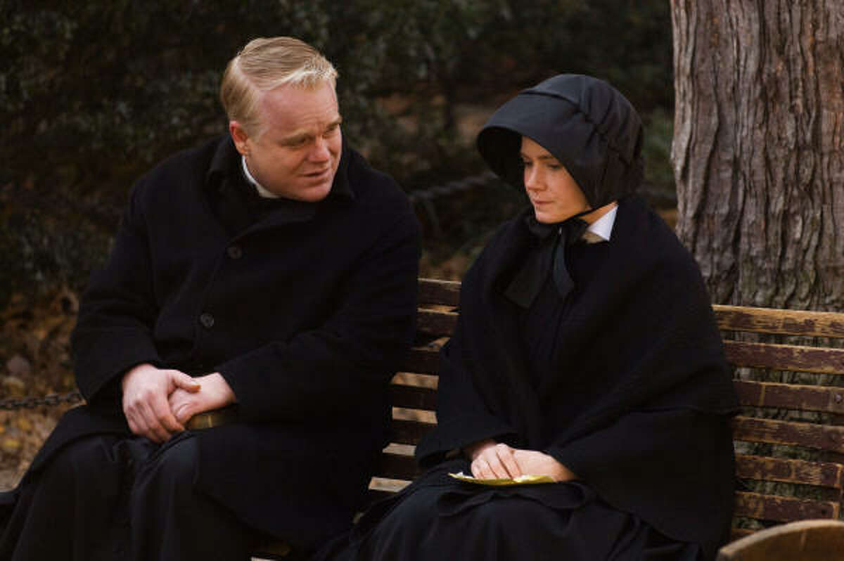 Doubt The Oscar-nominated film features a nun suspicious of a priest's relationship with a new student.
