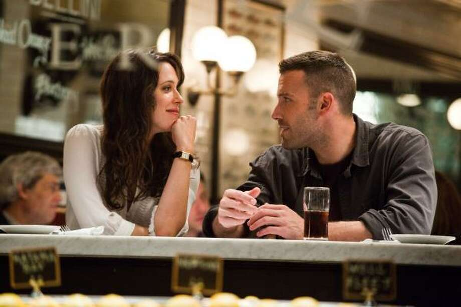 The Town,$2 million: A career thief falls for the manager of a bank he and his crew took hostage during a robbery. Starring Rebecca Hall and Ben Affleck. Photo: Warner Bros.