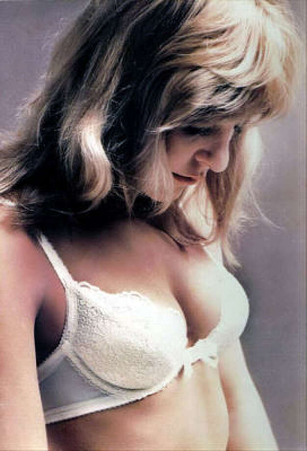 Bras, like the push-up bra, shelf bra and water bra, have also been designed for those who desire a little more curve. Photo: Mattnad, Wikimedia Commons