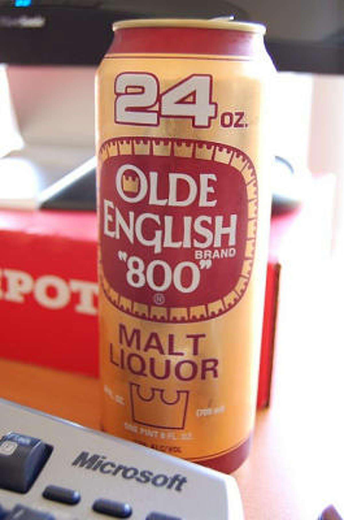 1. Olde English 800 3.2