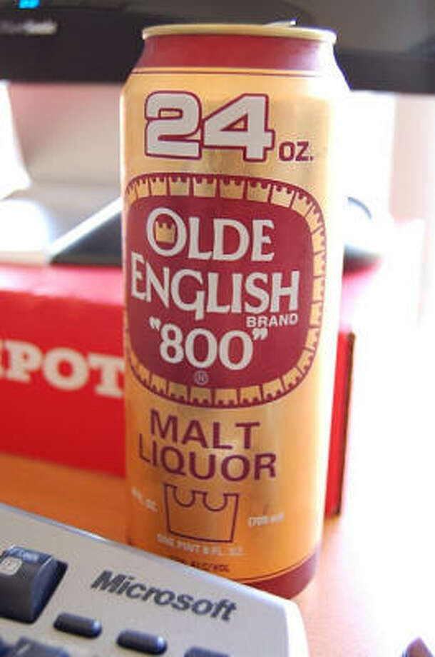1. Olde English 800 3.2 Photo: Drukelly, Flickr