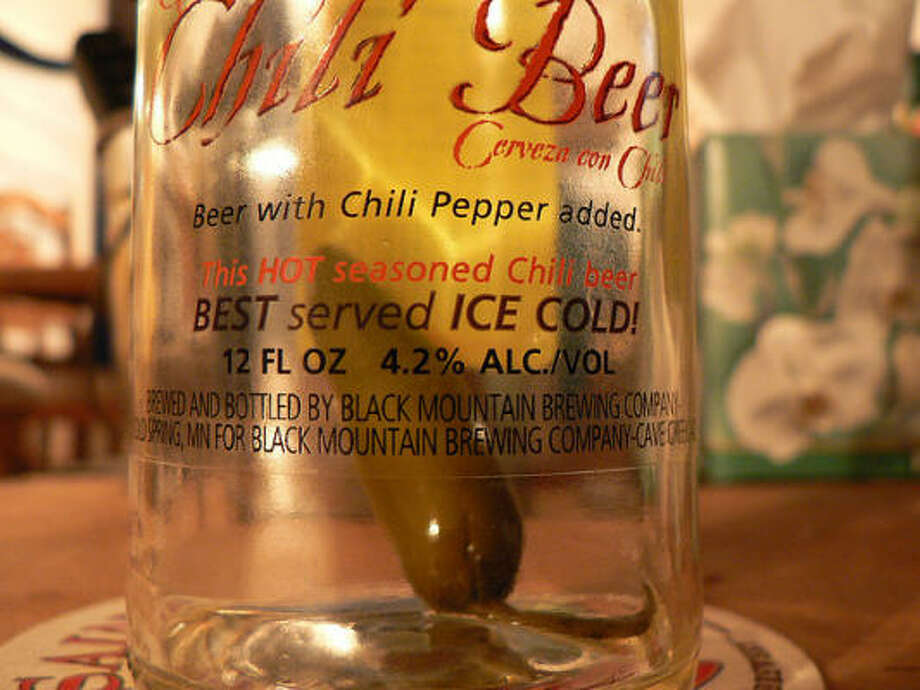 27. Cave Creek Chili Beer Photo: Ljv, Flickr