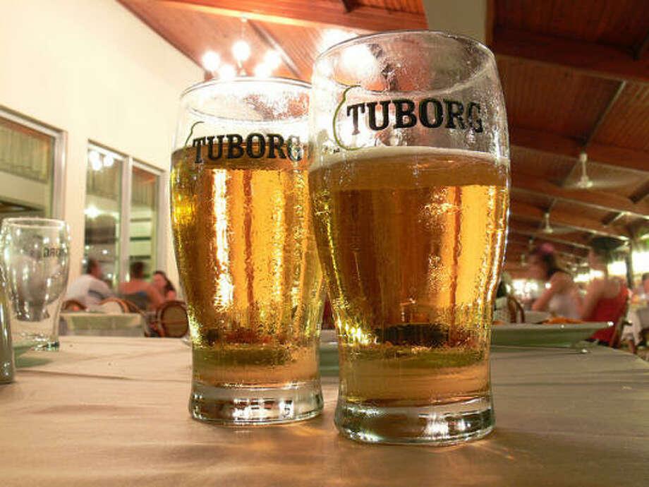 33. Tuborg T-Beer Citrus/Lemon Photo: Anton Fomkin, Flickr