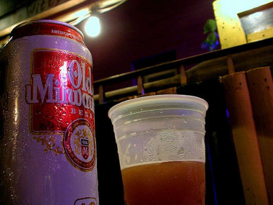 34. Old Milwaukee Photo: Semarr, Flickr