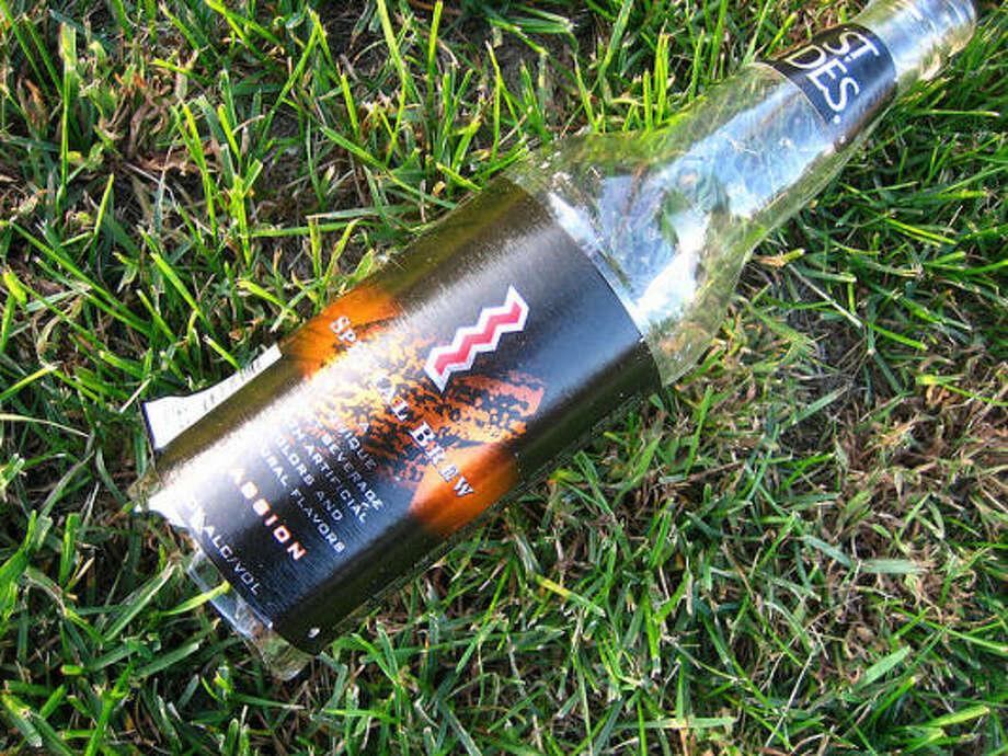 35. St. Ides Premium Malt Liquor Photo: D.B. Blas, Flickr