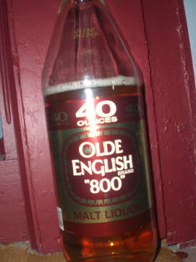 41. Olde English 800 Photo: Whatserame, Flickr