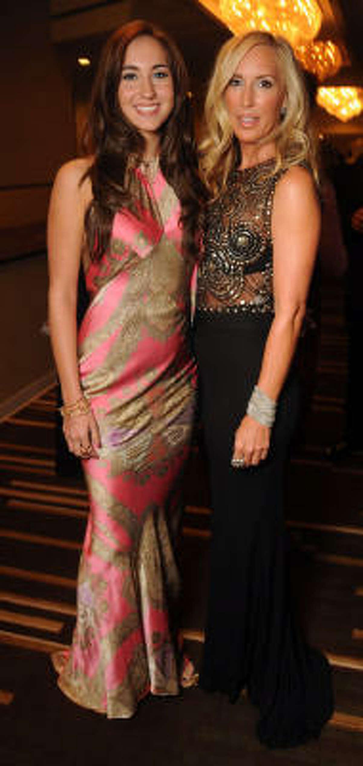 Haley and Susan Becker