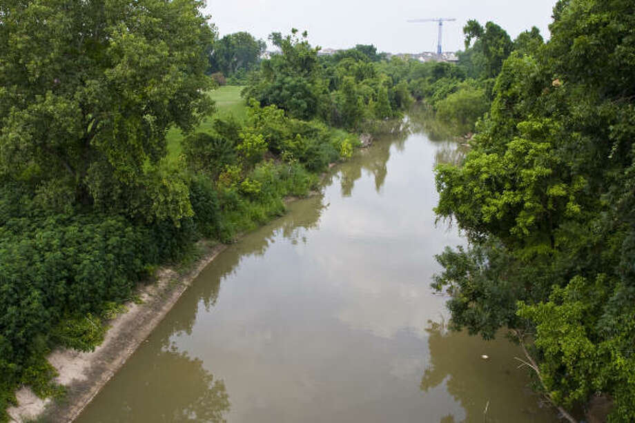 Buffalo Bayou Photo: Kathy Adams Clark