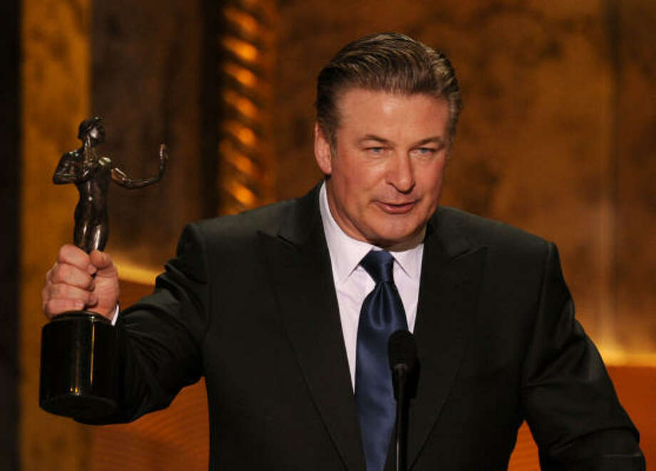 Alec Baldwin taught theater at Southampton University in the summer of 2002. Photo: Kevin Winter, Getty Images