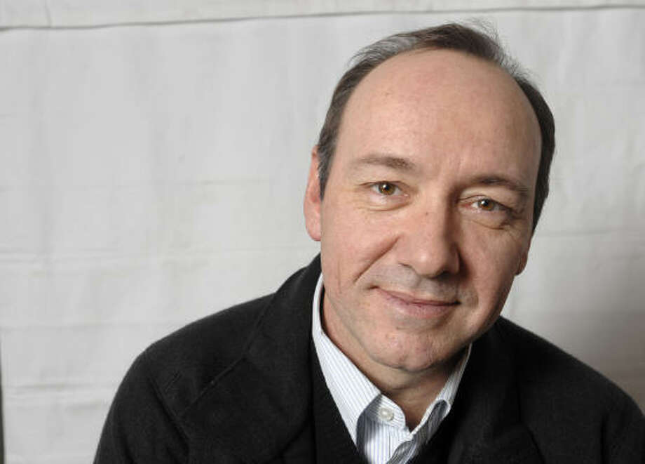 Kevin Spacey went from Oscar winner to teacher when he skipped across the pond to teach theater classes at Oxford in 2008. Photo: Peter Kramer, AP