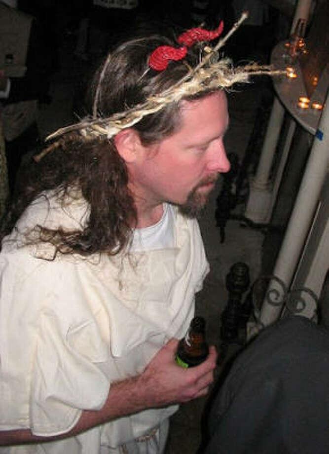 Devilish Jesus Photo: Throwherinthewater, Flickr