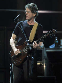 Artist: Lou Reed  Hear a sample.  Agree or disagree? Tell us in the comments. Photo: Henny Ray Abrams, AP