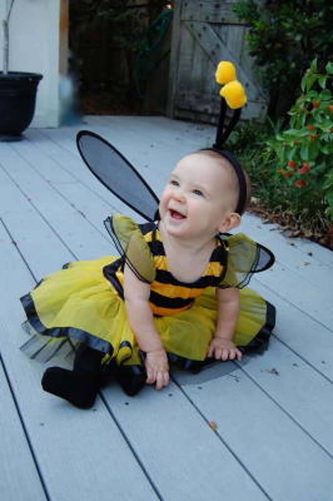 Teen bumble bee costume — 12