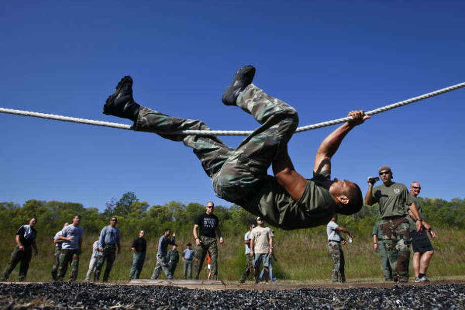 Swat Competition Houston Chronicle