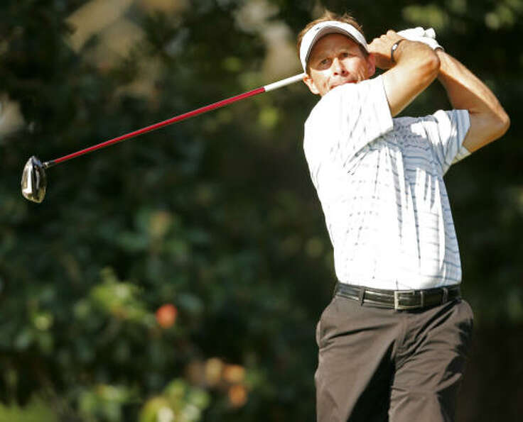 Oct. 10: final round Kip Guidry won the 2010 Greater Houston City Amateur by