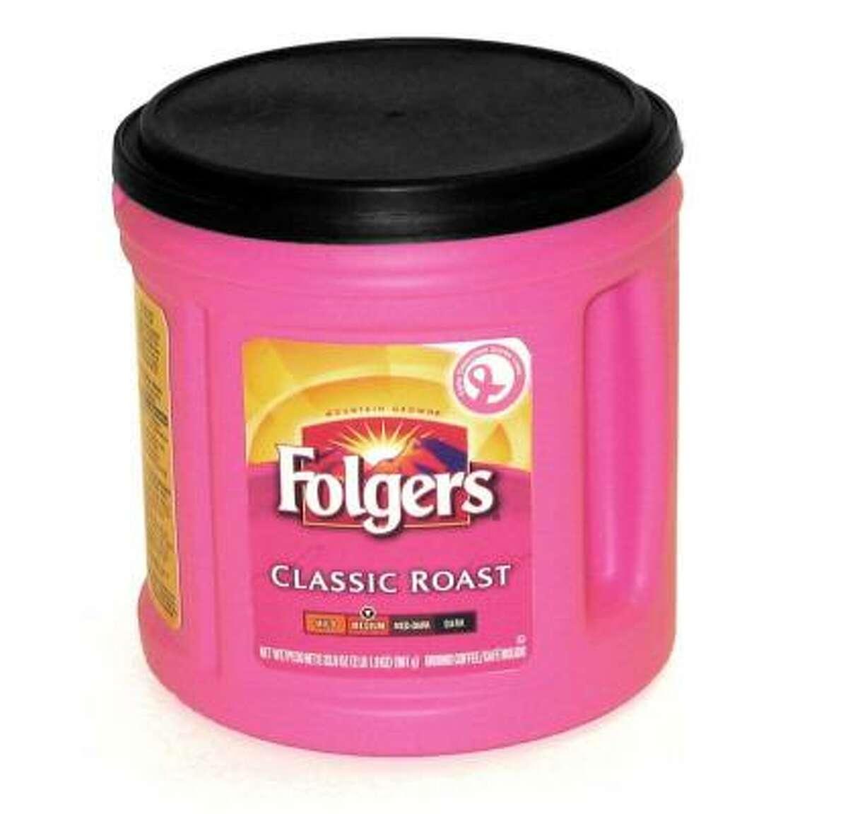 Folgers' coffee roast