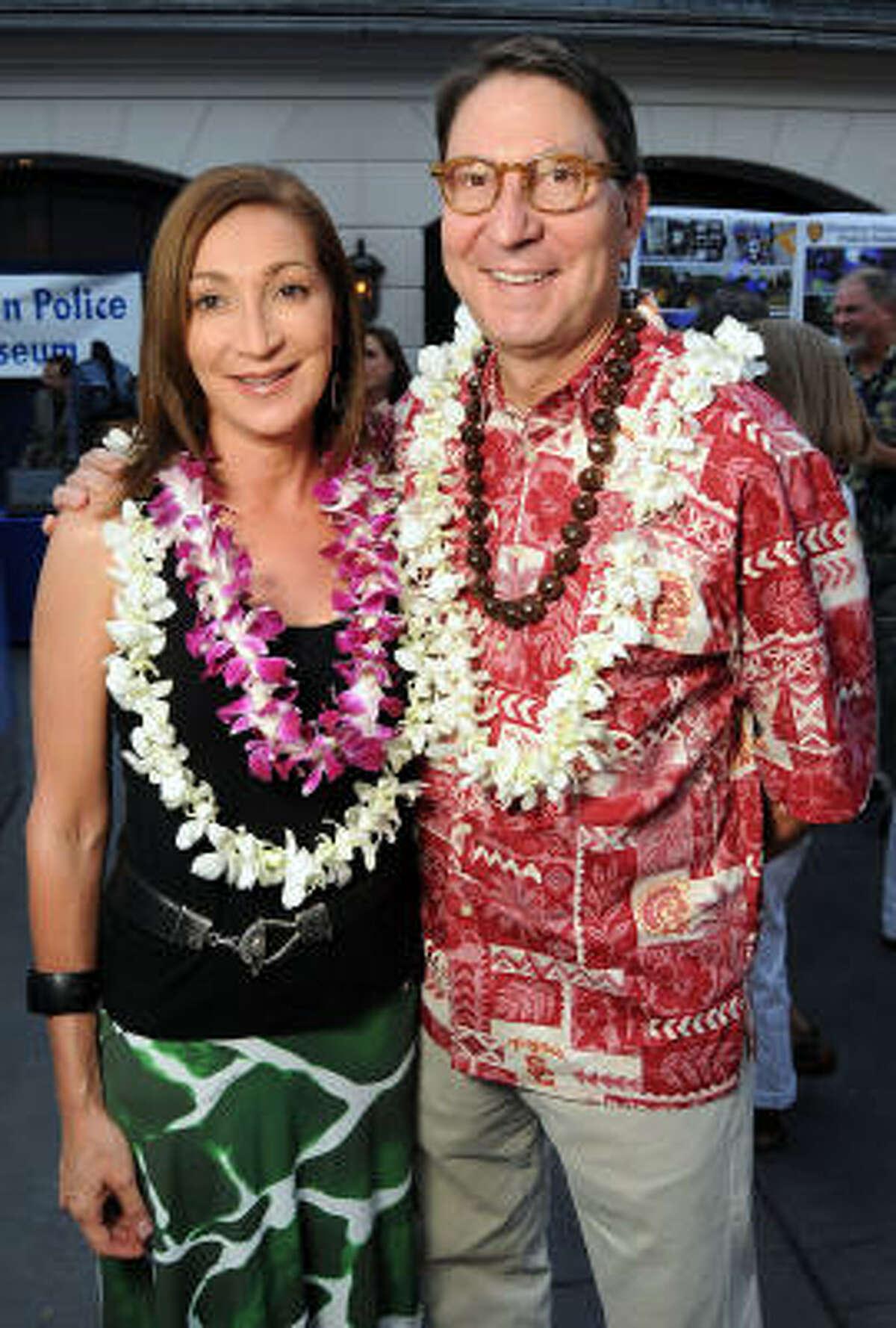 Soraya and Scott McClelland