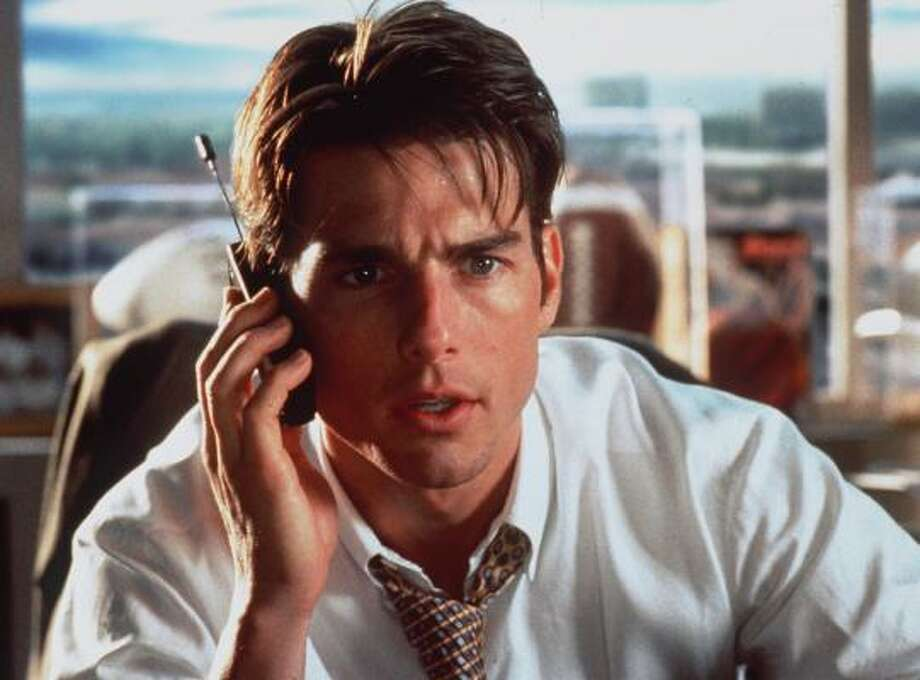 "Jerry Maguire (1996) ""Show me the money!"" Photo: ANDREW COOPER, AP"