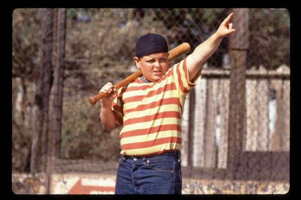 The Sandlot  (1993), is a classic story about a boy who falls in with the local baseball team in his new neighborhood.