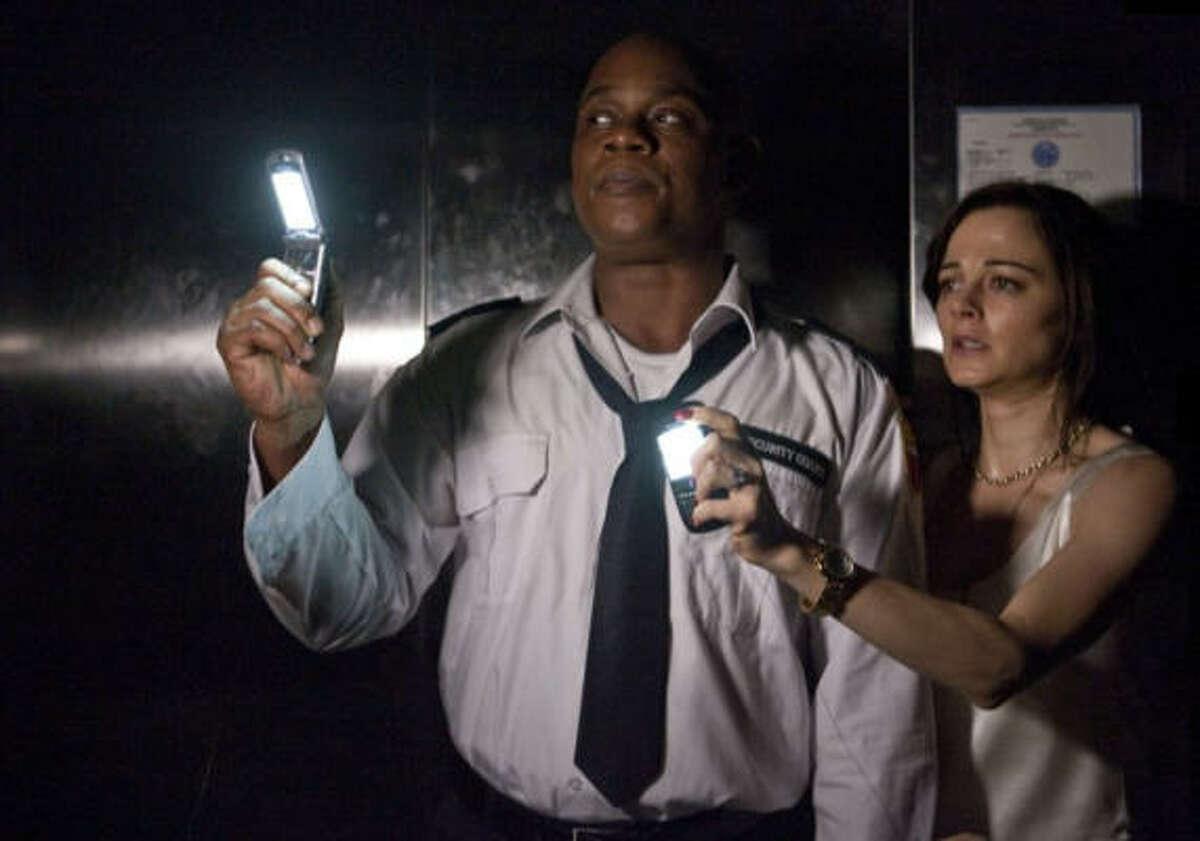 Devil, $3.7 million: Five strangers are stuck in an elevator, and one of them is the Devil. Starring Bokeem Woodbine and Bojana Novakovic.