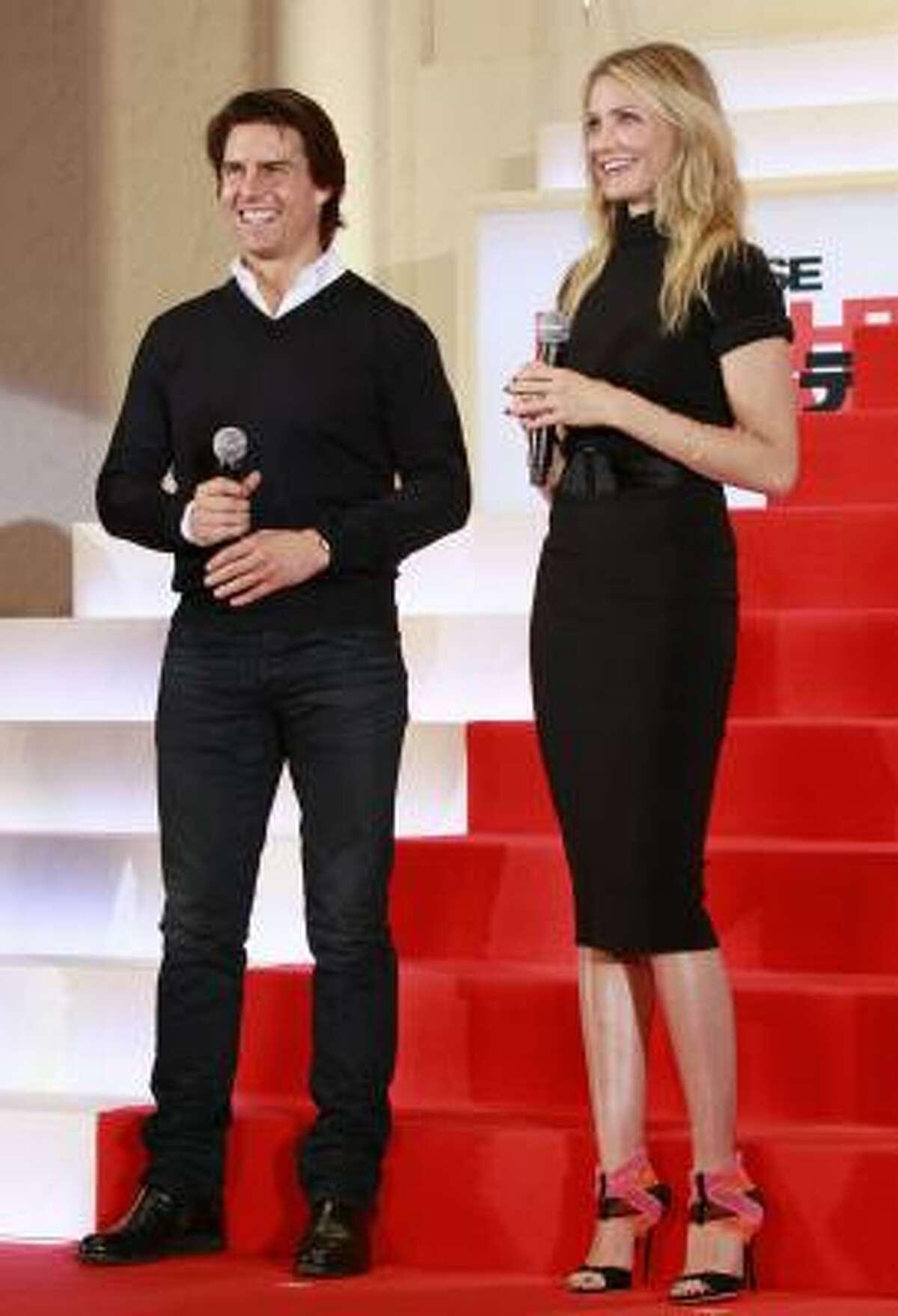 Tom CruiseHeight: 5' 7
