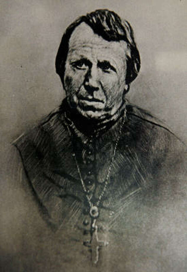 Bishop Jean Marie Odin was the first bishop of the Diocese of Galveston when it was created in 1847. Photo: Photo Courtesy Of The Archdioces