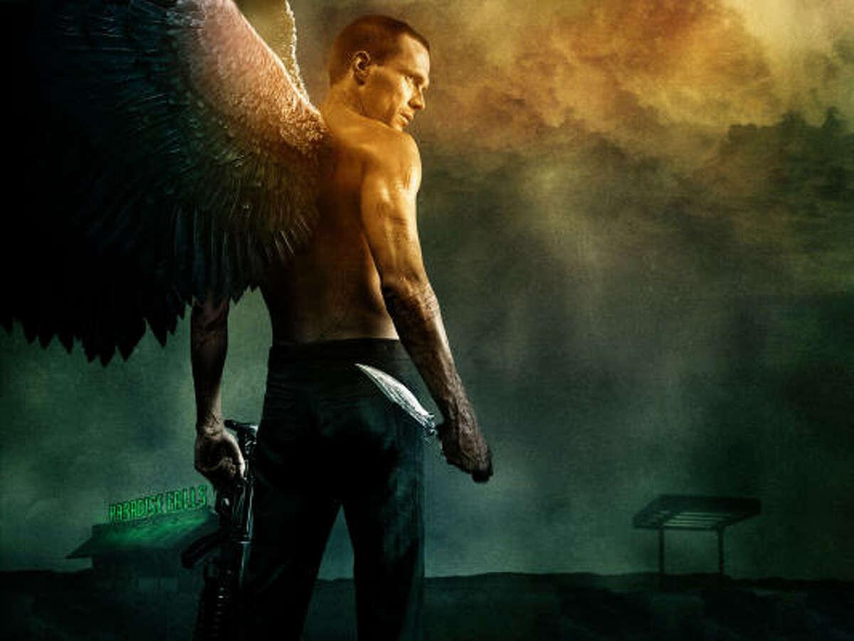 The dark and dramatic movie Legion shows