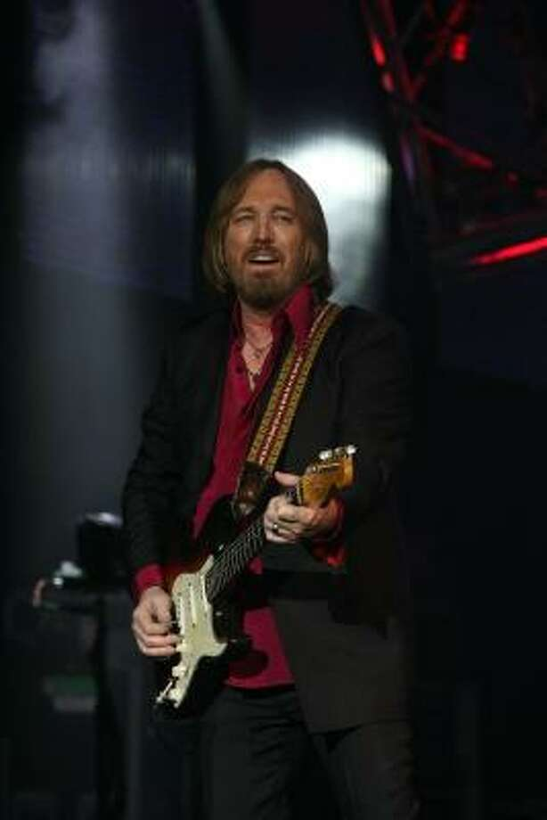 Tom Petty and the Heartbreakers Photo: Nathan Lindstrom, Chronicle