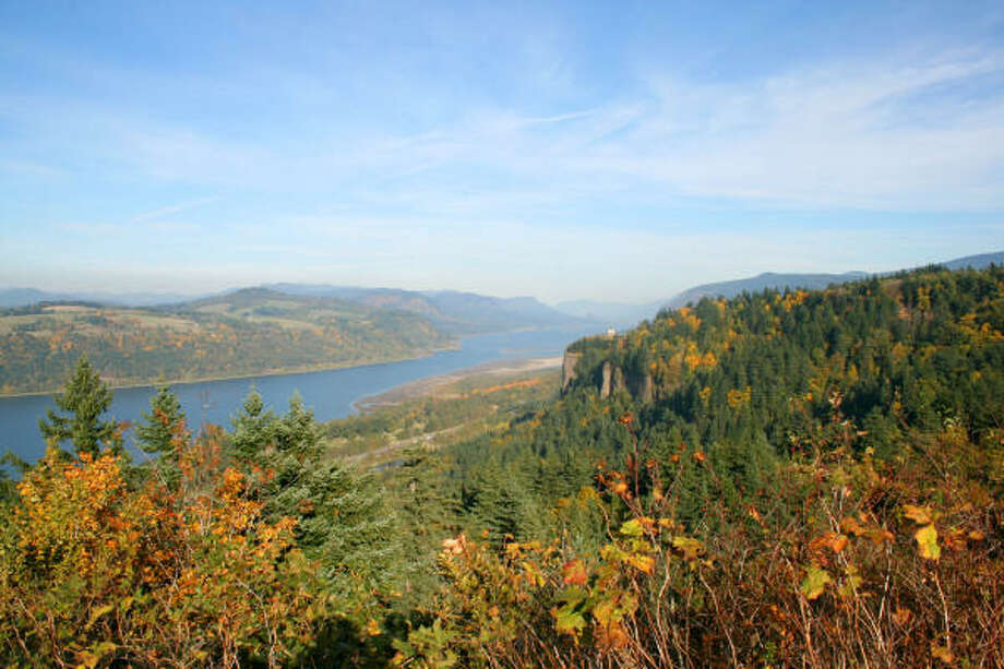 Number 3: Columbia River Gorge, Ore.  Photo: Paul Schultz, Flickr